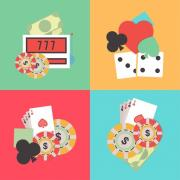 illustration jeux de casino en ligne