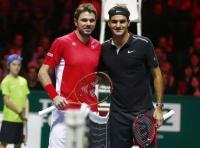 federer wawrinka tennis