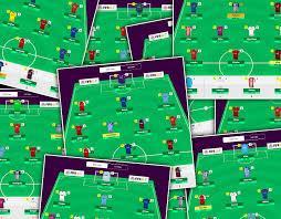multiples compositions d'équipe Fantasy Premier League