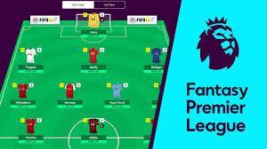 une composition d'équipe Fantasy Premier League